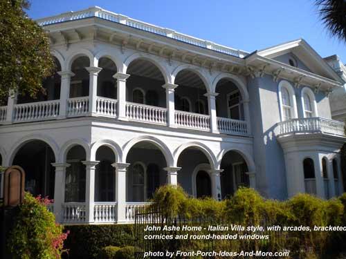 John Ashen House Charleston Historical Home