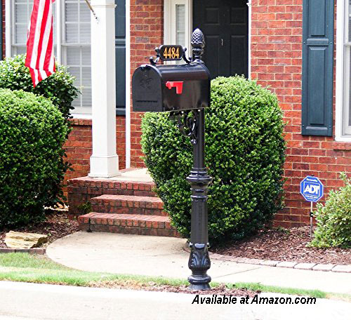 charleston mailbox from amazon.com