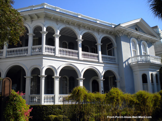 John Ashen House Charleston Historical Home