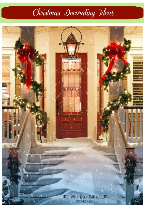Back Gallery For Outdoor Christmas Decorating Ideas On A Budget
