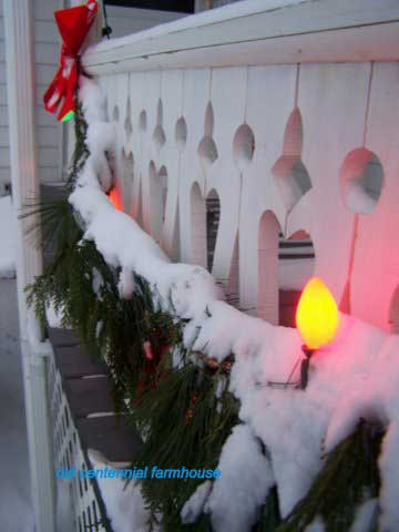 Christmas Decorating Ideas Outside