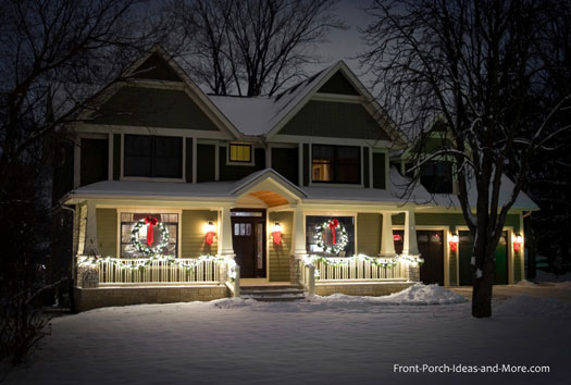 Christmas light ideas for holiday joy