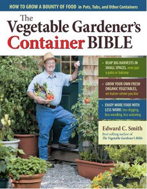 container gardening book