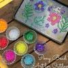 beads to make garden art