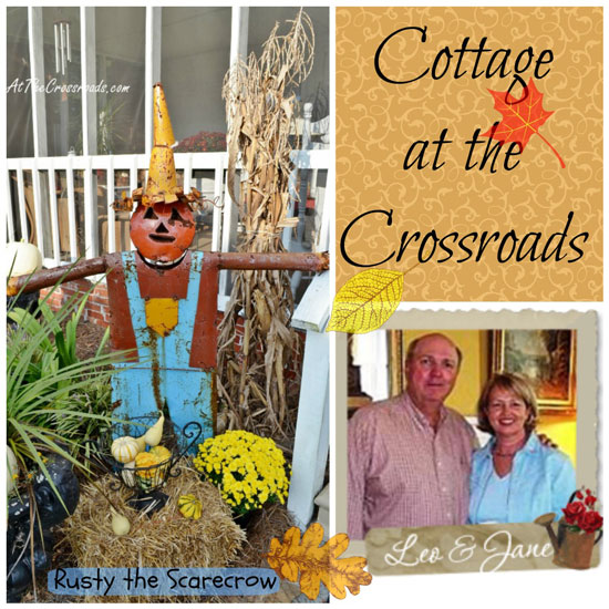 Meet Jane and Leo from Cottage at the Crossroads