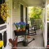 country farmhouse porch ideas