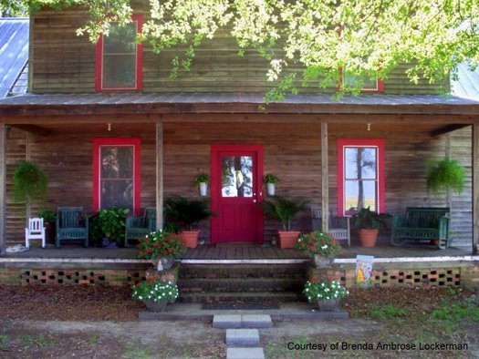 Classic Country Porch