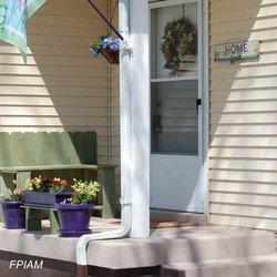 spring porch makeover