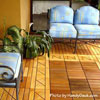 porch decking interlocking tiles