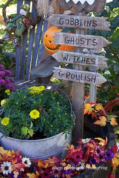 delightful autumn decorations
