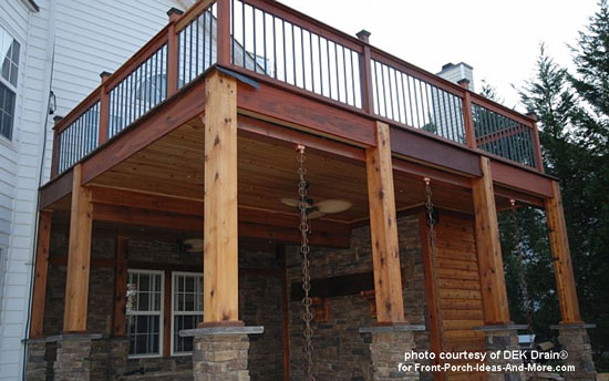 Popular Waterproof Decks And Patios