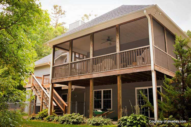 Porch Enclosures Ten Great Ideas To Consider