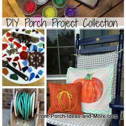 Try these DIY projects for your porch