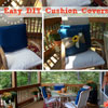 diy easy to make cushion covers