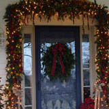 elegant Christmas decorations for indoors and out