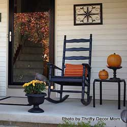 ideas for decorating for autumn