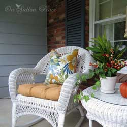 more autumn decorating ideas