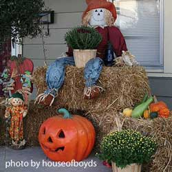 fun autumn decorating ideas