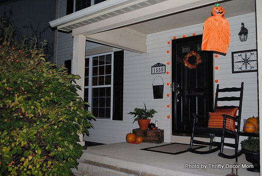 Turn Fall Decorating Ideas Into Halloween Decor On Your