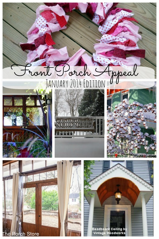 Front Porch Appeal January edition
