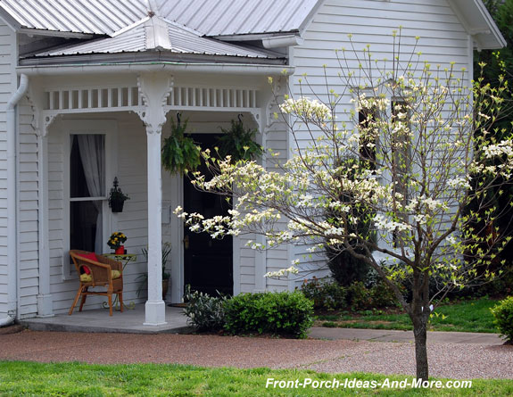 A podcast about staging your porch to sell your home