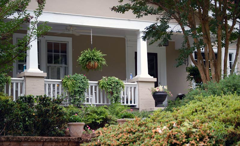 Landscaping Front Porch Ideas : Free landscape design software landscaping designs without