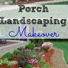 front lawn makeover landscaping