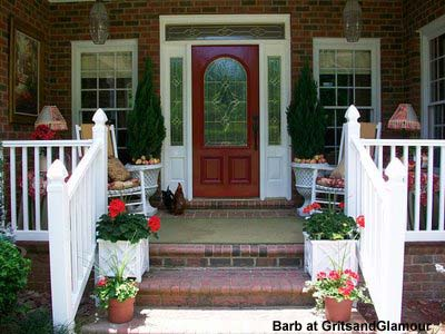 front porch design - voila!