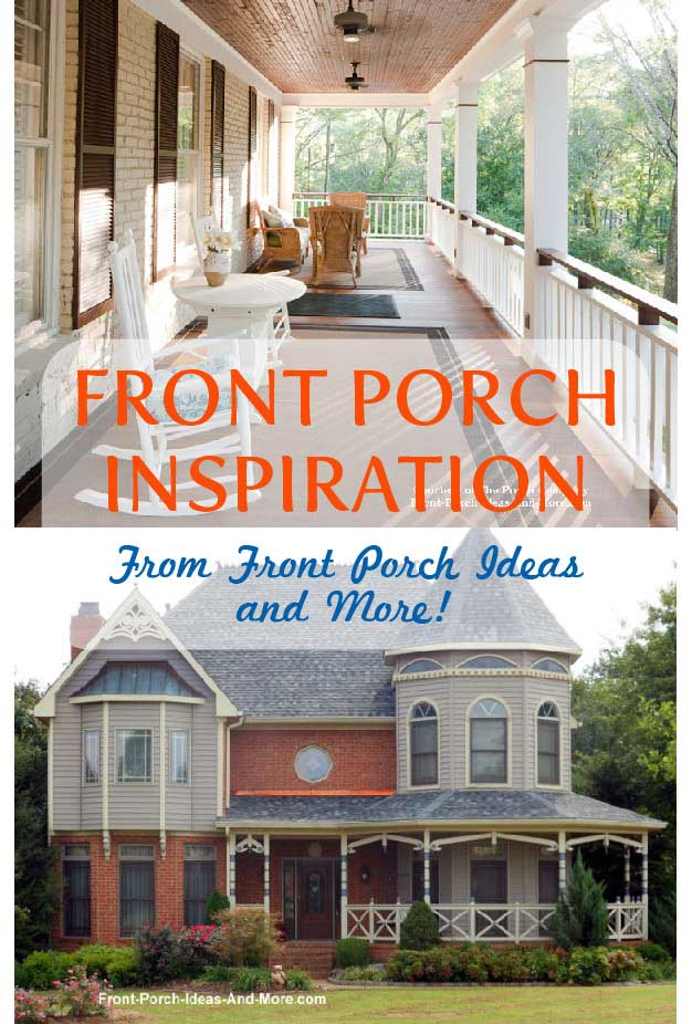 Front porch pictures front porch ideas pictures of porches - Homes front porch designs pictures ...