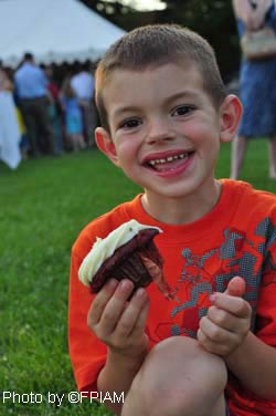 Special chocolate treats at George Washington's home