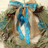 GrapevineChristmas wreath idea