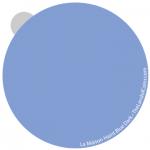 Haint Blue dark - interpretation by Lori Sawaya - LandOfColor.com