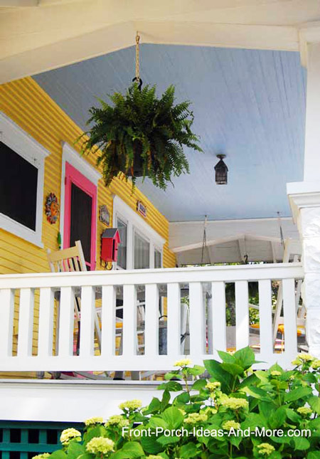 Porch Paint Colors
