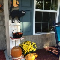 halloween candy holder diy project