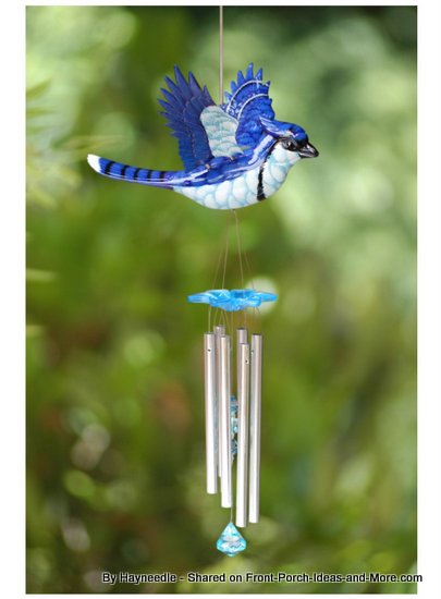 dragonfly wind chimes