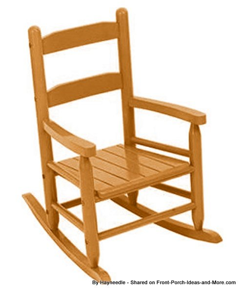 Child's rocking chair by Hayneedle