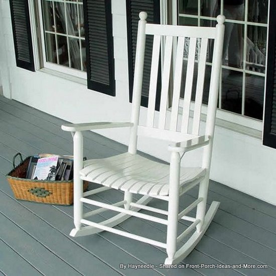 Wooden rocking chairs rocking chair pictures porch rockers for Chairs for front porch