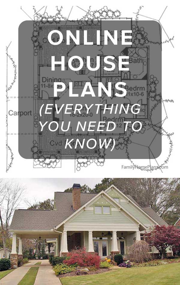 Navigating through getting house plans online?  We have some considerations for you to think about.  Front Porch Ideas and More