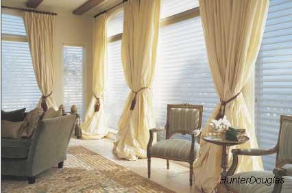 Silhouette Window Shades