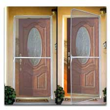 Instant Sceen Door