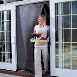instant sceen door for french doors