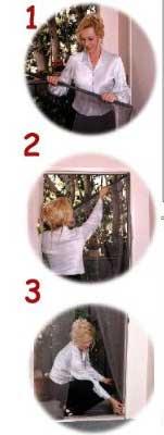 Instant Sceen Door Installation Guide