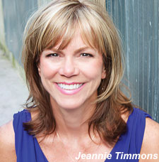 Jeannie Timmons, Realtor
