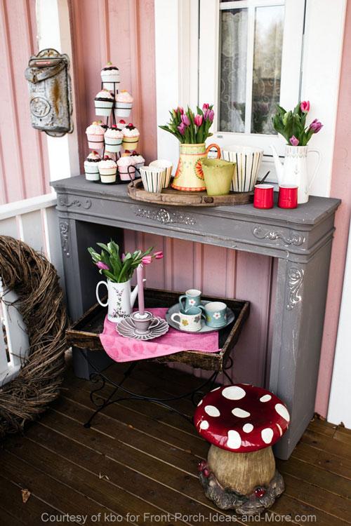 Spring Decorating Ideas | Porch Decorating Ideas | Spring Crafts