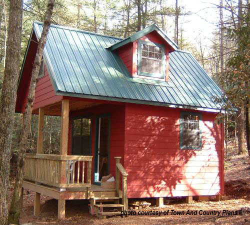 Small cabin house plans small cabin floor plans small for Small country cabin plans