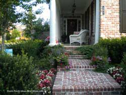 front porch walkways