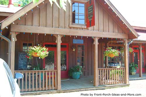 Leipers Fork storefront
