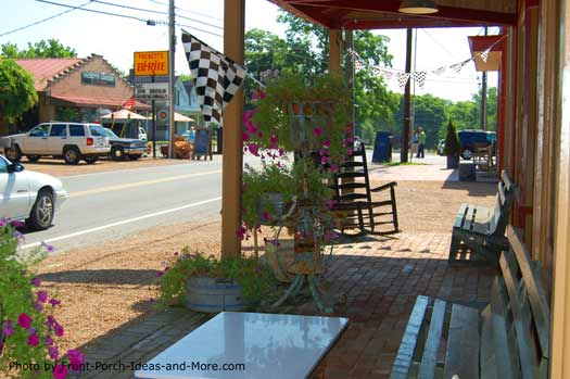 downtown Leipers Fork TN
