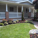 Landscape designs for the front yard