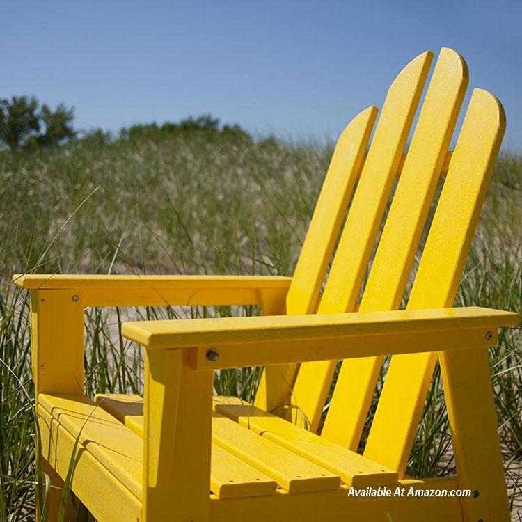 long island polywood rocking chair available at Amazon.com